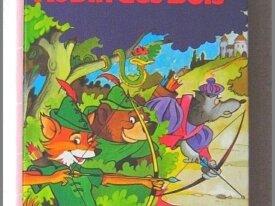 Robin des bois, Walt Disney