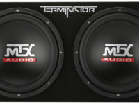 Used like New MTX Audio Terminator 2