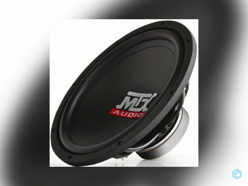 Used like New MTX Audio Terminator 3
