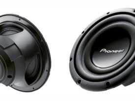 Used Pioneer TS-W303R Subwoofers