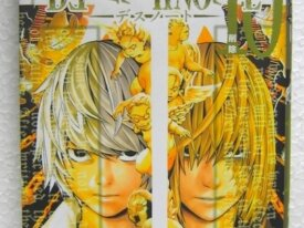 Death Note volume 10