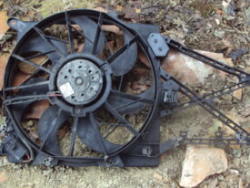 ventilateur opel zafira 2l dti