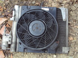 radiateur de clim opel zafira 2l dti ou astra 2l d