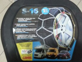 Catene da neve Camper SUV e furgoni S-16 - 24.7