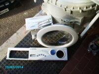 Ricambi lavatrice Candy Activa 2