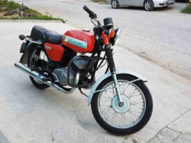 Jawa 634 350cm2
