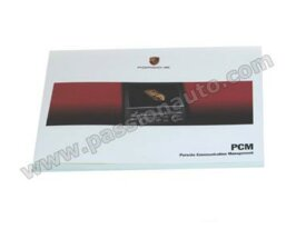 Boxster S 981 - Manuel PCM - Neuf