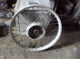 roue avant de 250 honda SL 1973