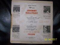 JOHNNY HALLYDAY RARETE 6