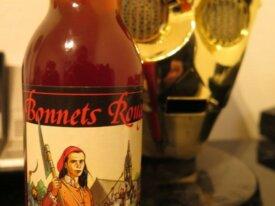 Bière aux baies de sureau - Bonnets Rouges