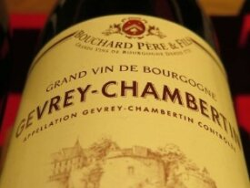 Gevrey-Chambertin -  Bouchard Père et Fils  2010