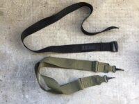 Ceinture BlackHawk / sangle AK RS 3