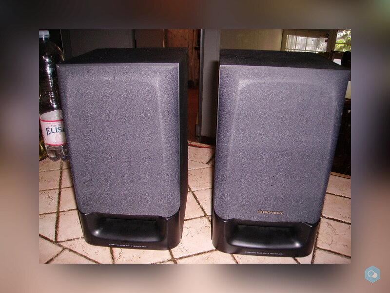 Casse acustiche Pioneer  S-p330 2