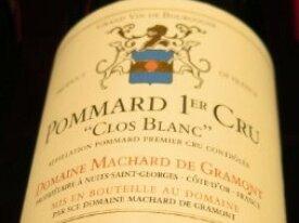 Pommard 1er Cru  - Clos Blanc  - 2012