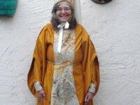 Robe moyen âge 1
