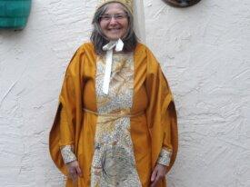Robe moyen âge