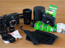 Leica M6 TTL + 21 f/4 + 35 f1.4 + 90 f/2