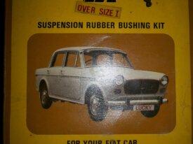 Suspension Rubber Bushing Kit Complete