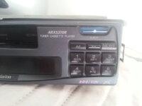 Stereo Radio Cassette  1