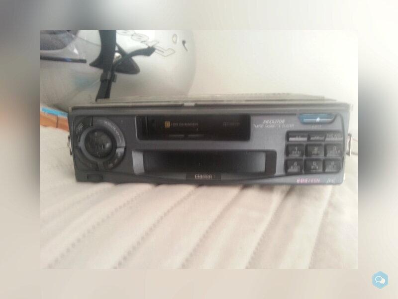 Stereo Radio Cassette  3