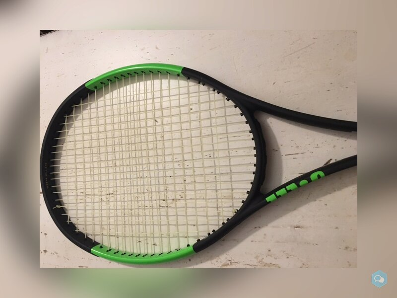 Wilson Blade 104 Serena Williams Autograph 2017 2