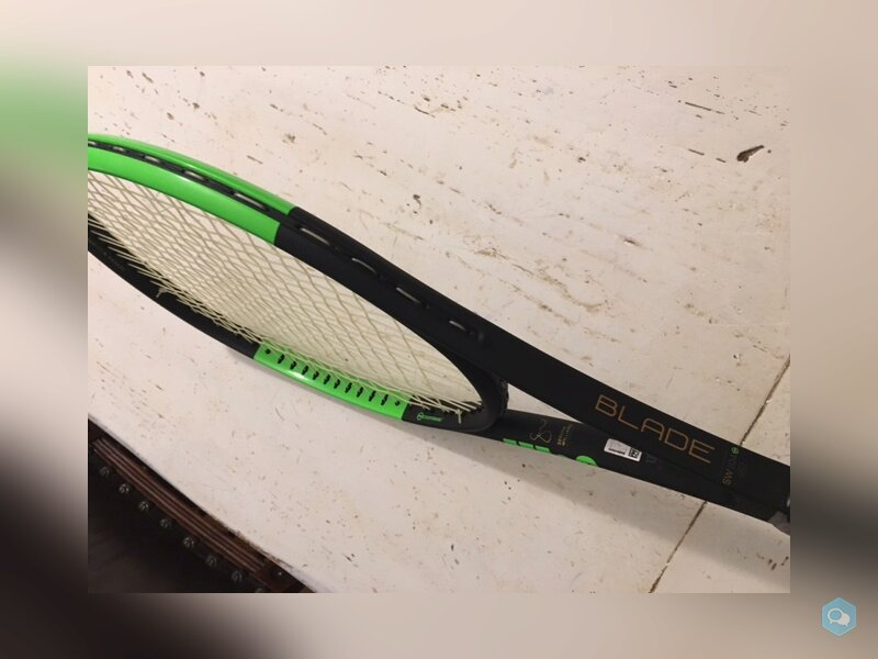 Wilson Blade 104 Serena Williams Autograph 2017 5