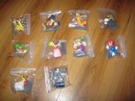 10 Super Mario Figuren