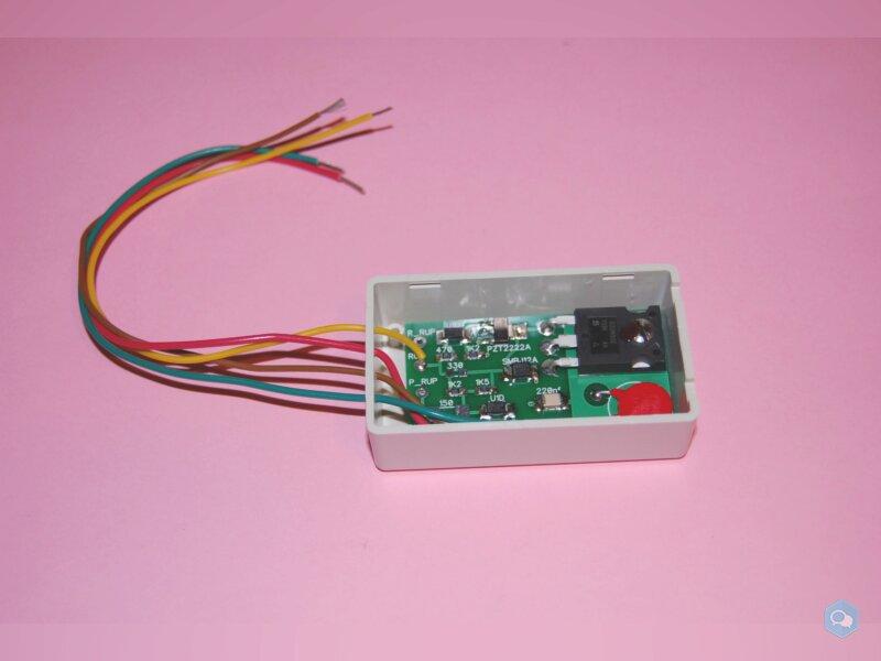Allumage transistorisé (rupteur 12v) 2