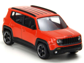Miniatura Jeep Renegade 1:43