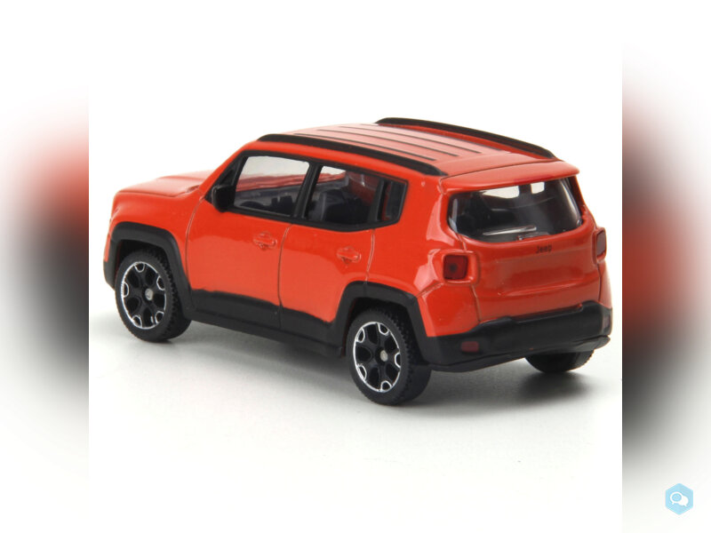 Miniatura Jeep Renegade 1:43 4