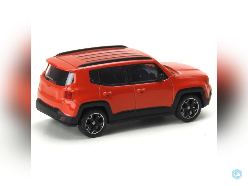 Miniatura Jeep Renegade 1:43 6