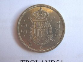 Espagne, 50 Pesetas, 1983