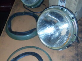 Head Lights Complete Assembly Willys Jeep