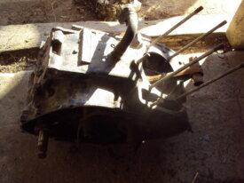 bas moteur honda 400xlr nd01e