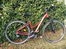 vélo loisir confort NEUF