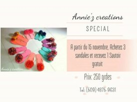 Sandal Prix special