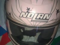 Casco motociclista Nolan  1