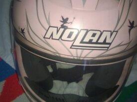 Casco motociclista Nolan
