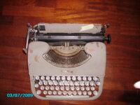 Macchina da scrivere 1