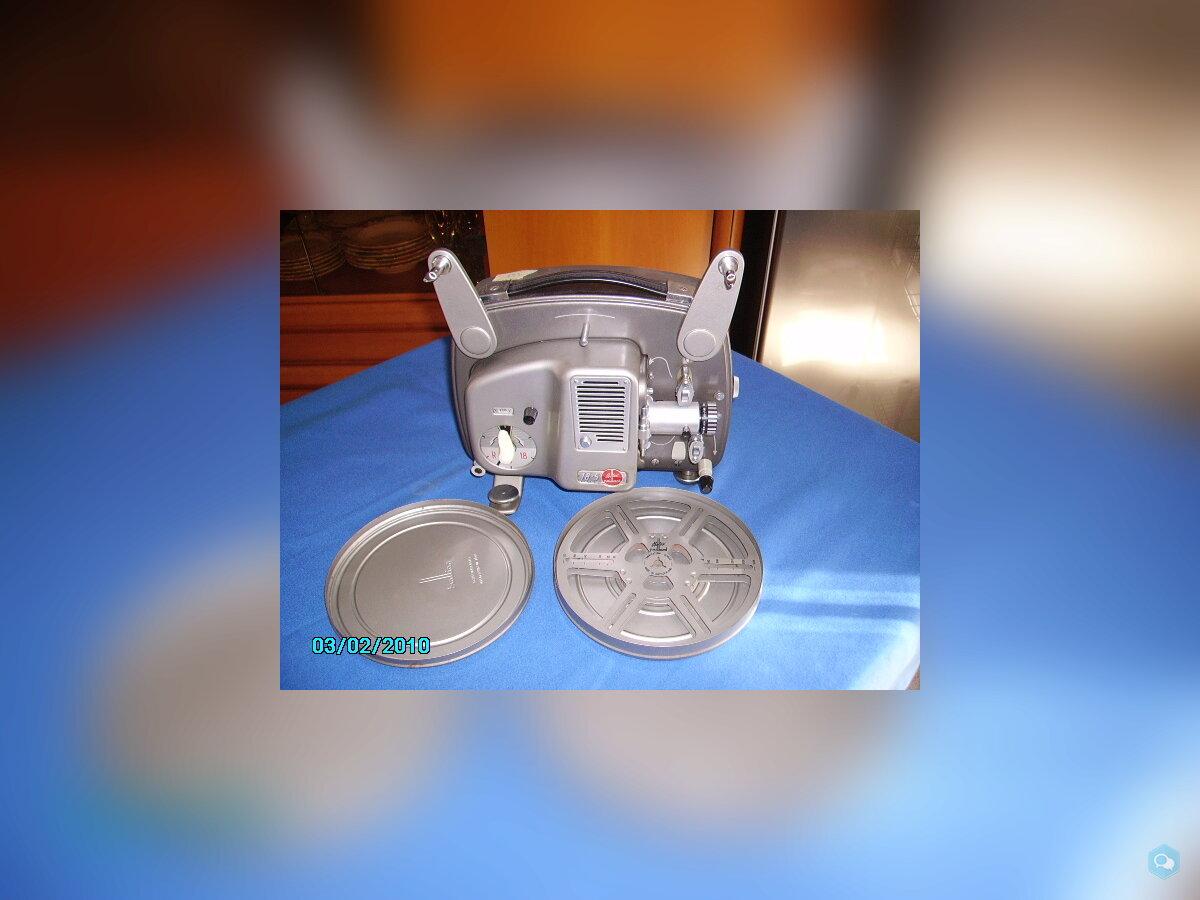 Proiettore Bolex Paillard 18-5  1