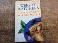 Recettes plaisir de Weight Watchers 1