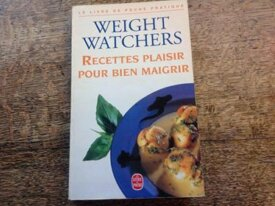 Recettes plaisir de Weight Watchers