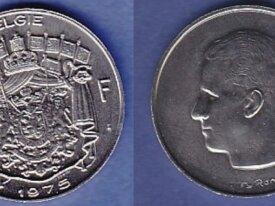 BELGIQUE BAUDOUIN 10 FRANCS 1975 ( FL) NEUVE