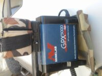 MINELAB GPX 5000 1