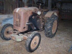 Vente tracteur