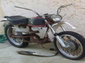 Bultaco Matador MK2 Mod. 16