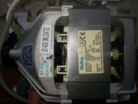 Ricambi Lavatrice Indesit  mod.XWA61052X   Pari al