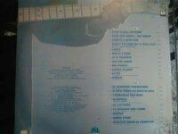 RARE Laser Disc NON OUVERT concert Johnny Hallyday 2