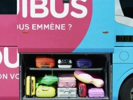 Transport par Ouibus