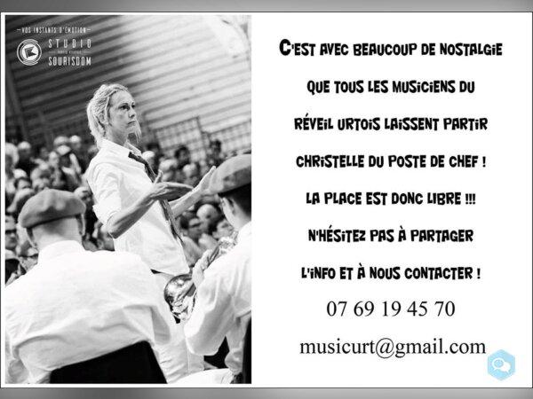Directeur musical URT - img